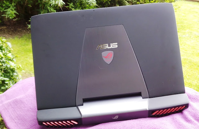 Asus Democracy Of Gamers G751j Gaming As Well As Video Editing Laptop!