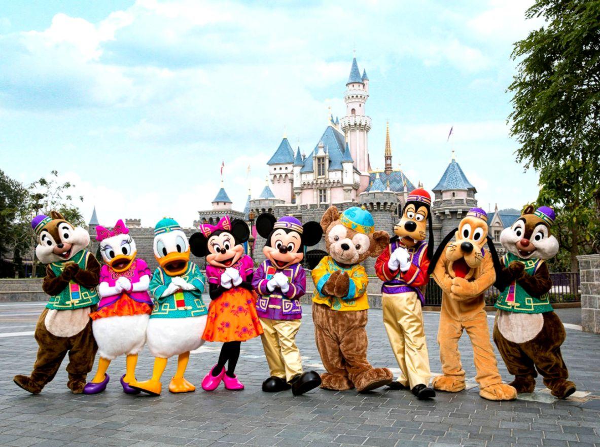 Disney Land Beatiful Princess Garden Hd Wallpaper Cute Wallpapers