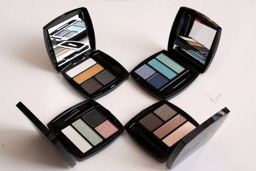 London Beauty Review Meh Avon True Colour Eyeshadow Quad