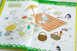 Wnętrze książki – Piknikowe ABC