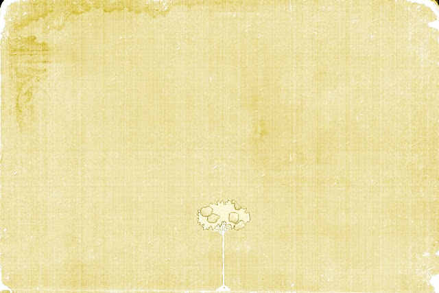 Vintage Childhood Textures tree