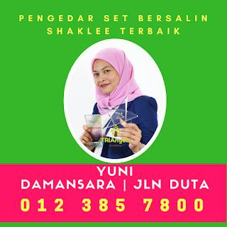 Pengedar Set Bersalin Shaklee Terbaik, Pengedar Set Bersalin Shaklee Terbaik Bukit Damansara, Bangsar, Jalan Duta