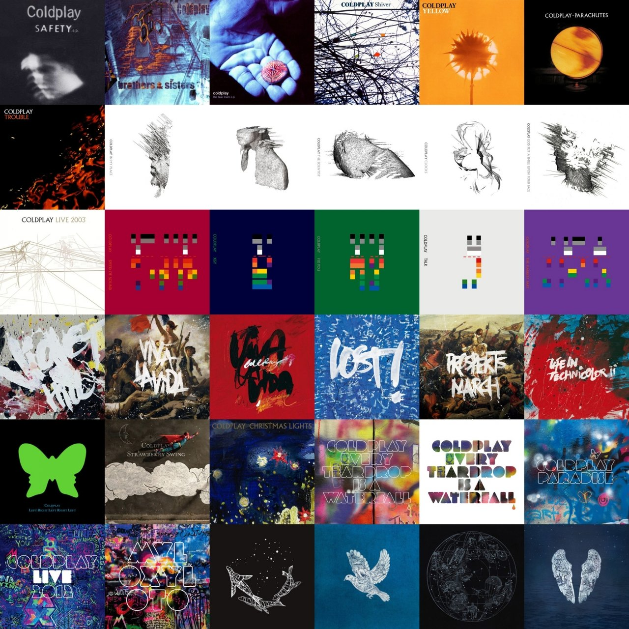 DOWNLOAD COLDPLAY DISCOGRAPHY FLAC (2000-2015) | BLOG IQBAL