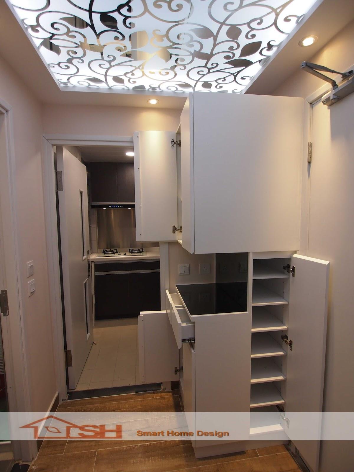 裝修/廚櫃/傢俬/卓形設計Smart Home Design