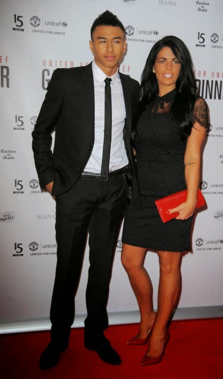 Gentlewoman Sport: Manchester United players wife and ...