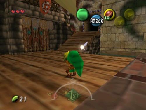 The Legend of Zelda: Majora's Mask 3D 3DS ROM (Region free) [Decrypted]