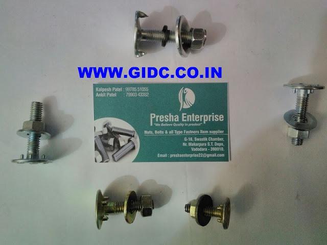 PRESHA ENTERPRISE ELEVATOR BOLT VADODARA 9978551055