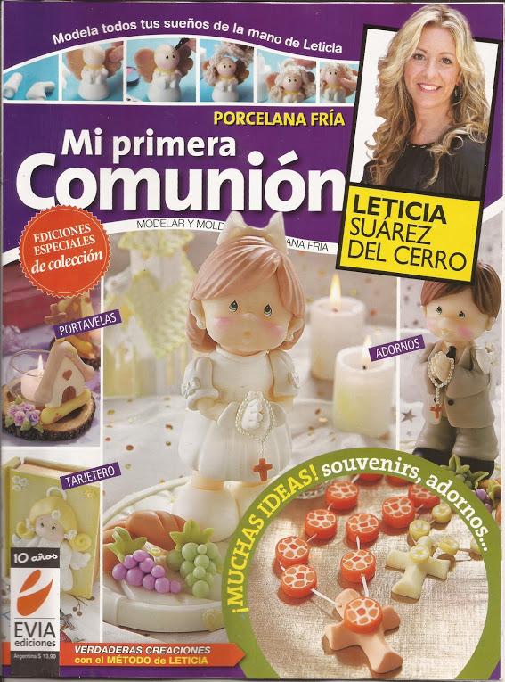 Mi primera comunión, Leticia Suarez del Cerro