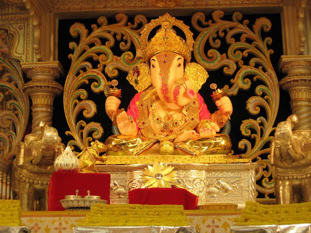 Siddhivinayak temple hd wallpapers download