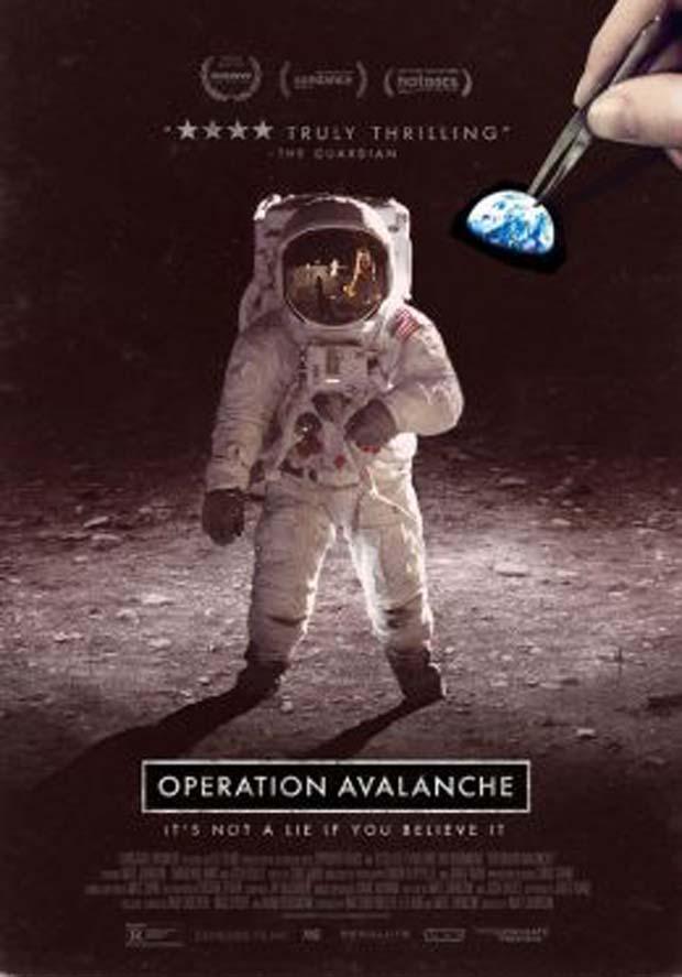 مشاهدة فيلم Operation Avalanche مترجم مباشر اون لاين
