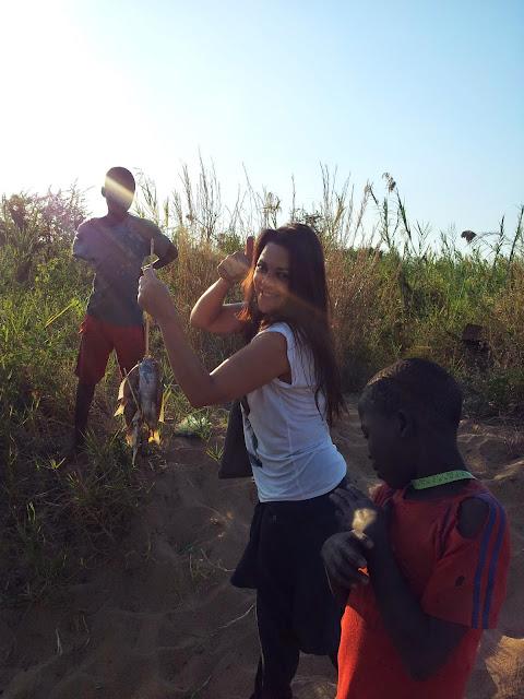 Niños pescadores de hombre. Bitrix-Malawi 2013 - Sabíamos a los que nos arriesgábamos - Beatriz Tello