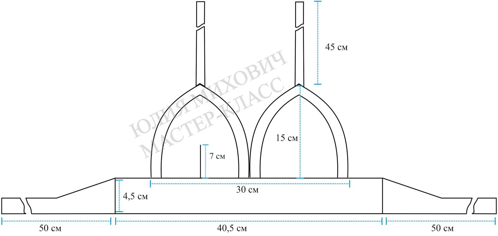 вязаный кроп топ крючком со схемами