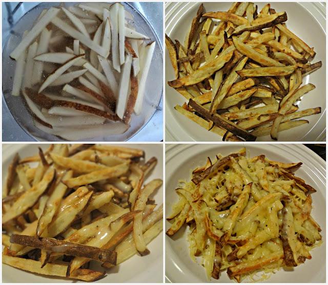 Gravy Cheese Fries Poutine