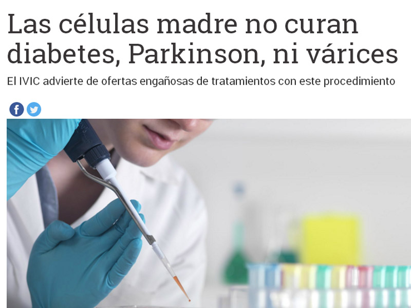 trasplante de células madre para diabetes en india