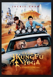 Download Film Kung Fu Yoga ( 2017 ) WEBDL 720p