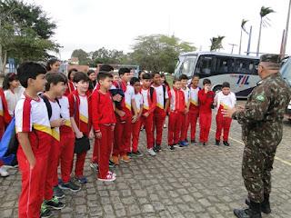 CSJD inicia as comemorações ao Dia do Soldado...
