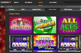 CloudBet, casino virtual para ganar bitcoins