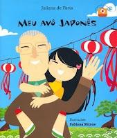 livro meu avo japones