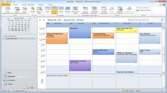 MS Office 2010 screenshot 4