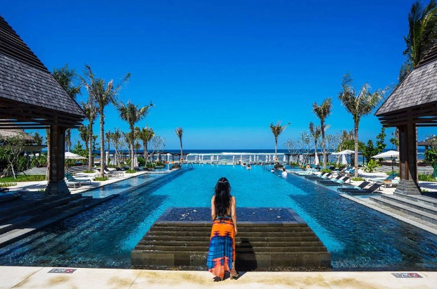 Exclusivity together with luxury interplay at Mulia Resort Beaches in Bali; MULIA RESORT