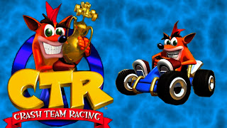 كراش سيارات Crash Team Racing