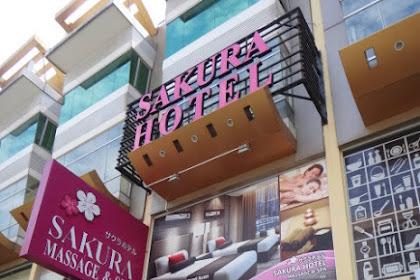 Lowongan Kerja Sakura Massage & Spa