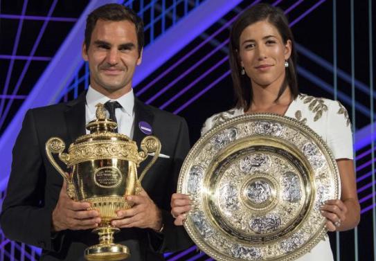 wimbledon 2017, winners ,champions, men, women, single, double .