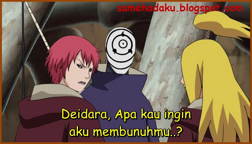 Naruto Shippuden 261 Subtitle Indonesia-English - FILM ...