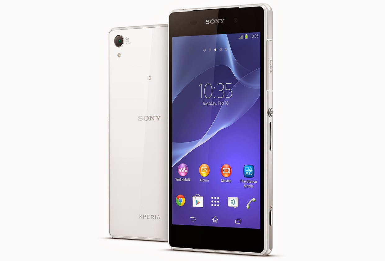 SONY XPERIA Z2 (NGN57,000)