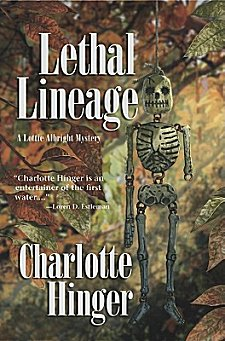 Kittling Books Lethal Lineage By Charlotte Hinger