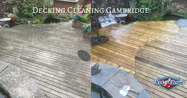 decking cleaning cambridge