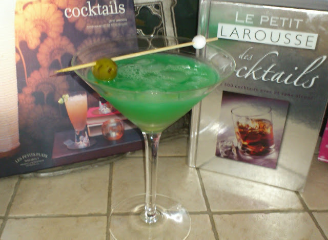 Opal cocktail