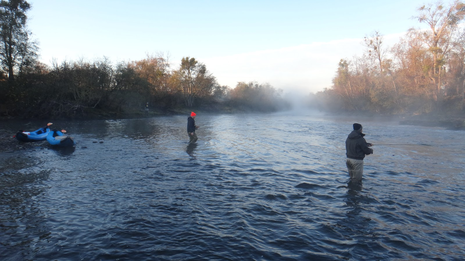 Headwaters fishing team trip report merced river on the fly for Lake mcclure fishing report