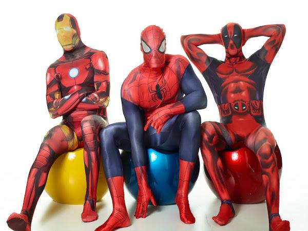 Morphsuits Halloween Costume - Deadpool