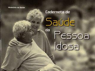 caderneta idoso Informações sobre a Nova Caderneta de Saúde da Pessoa Idosa