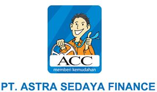 Lowongan Kerja di PT Astra Sedaya Finance, Agustus 2016