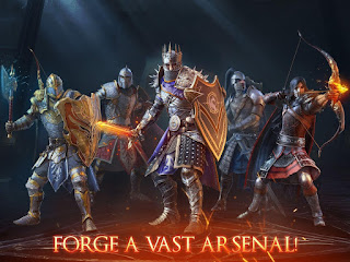 Iron Blade Medieval Legends APK MOD Patched - wasildragon.web.id