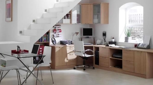 Interior Design Home Decorating Ideas: Decoração E Organização: Home Office: Como Montar Meu