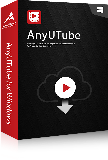 Best YouTube Video Downloader - AnyUTube Downloader
