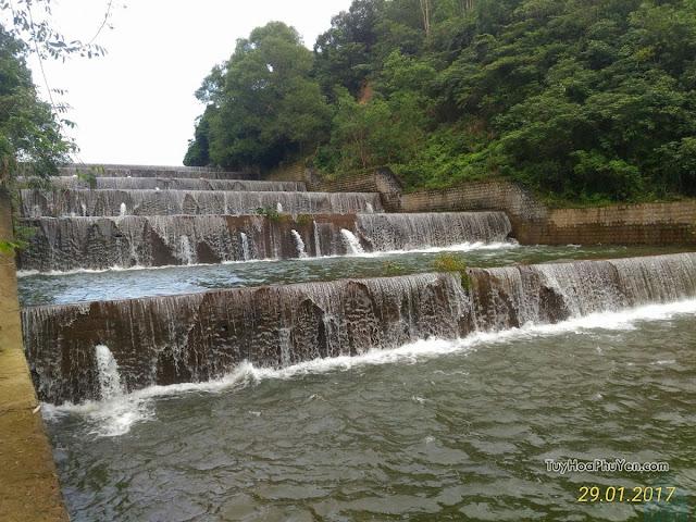Dịch vụ cho thuê xe hợp đồng và du lịch tại Phú Yên - Hồ hóc Răm