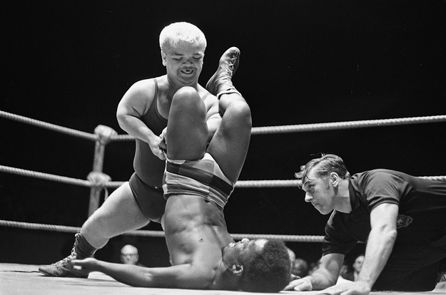 Midget Wrestling Pictures 43