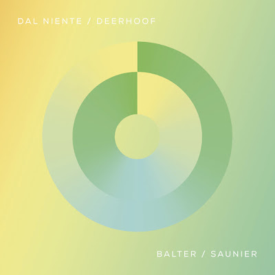 Balter / Saunier | Dal Niente & Deerhoof || New Amsterdam Records