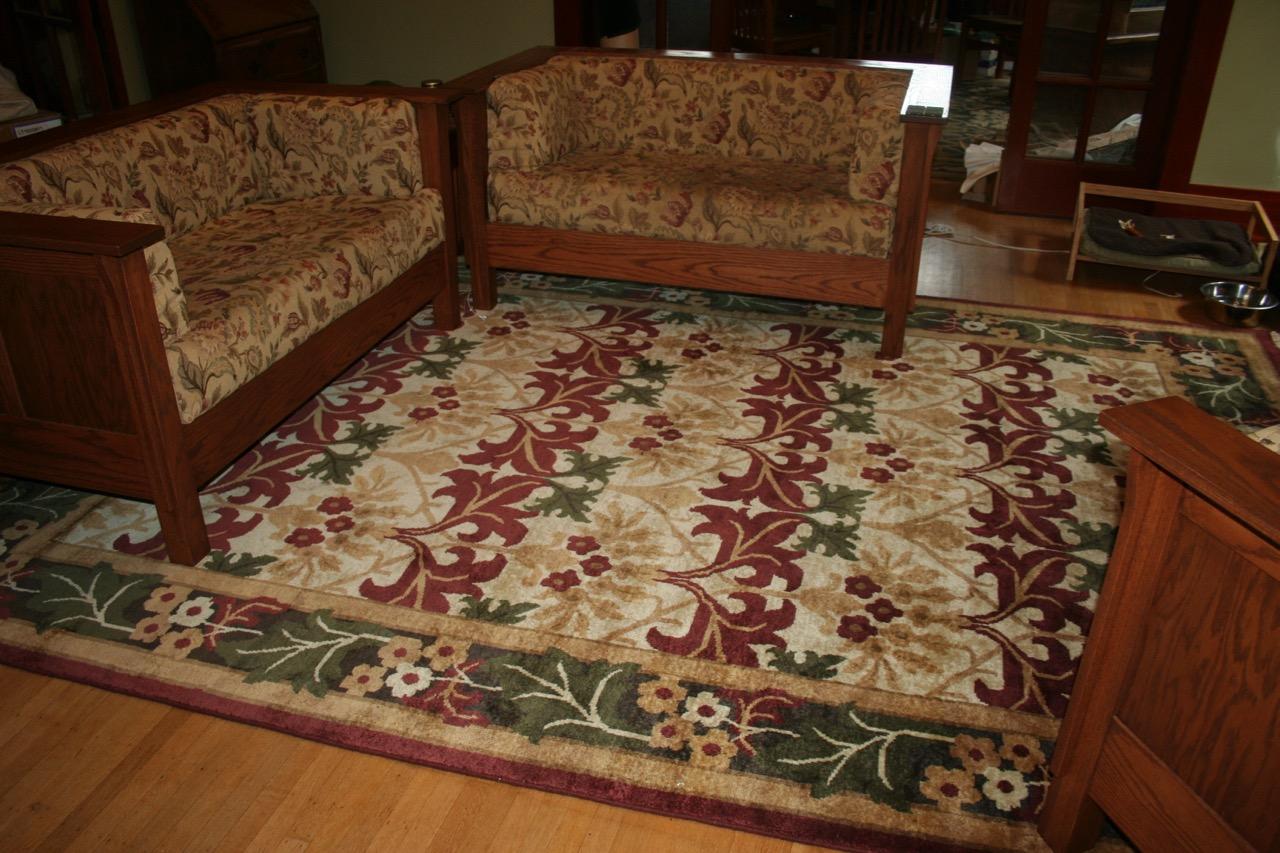laurelhurst craftsman bungalow rug junky. Black Bedroom Furniture Sets. Home Design Ideas
