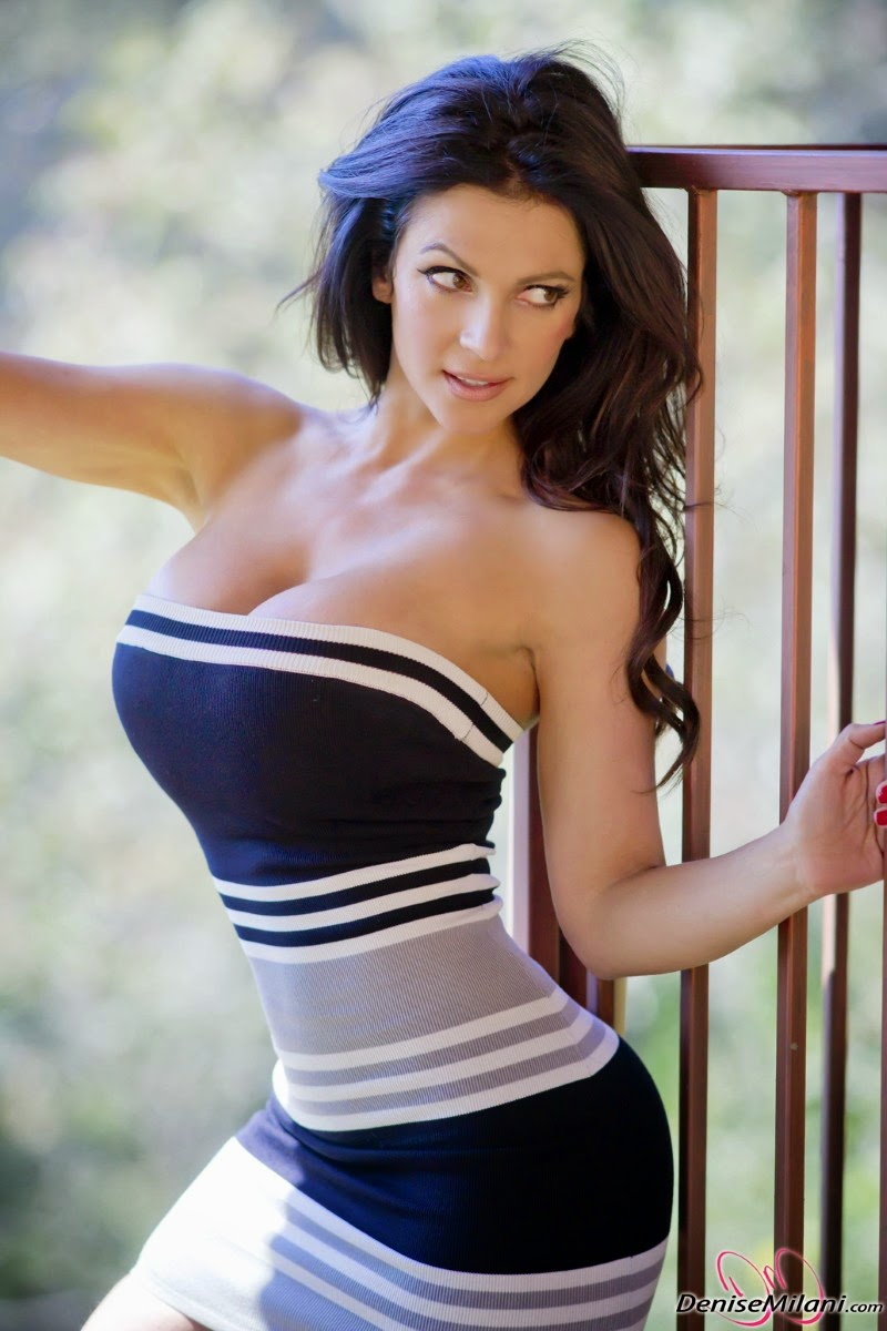 Words... denise milani naked xxx remarkable, very