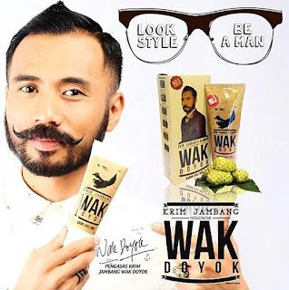 Cream Wak Doyok
