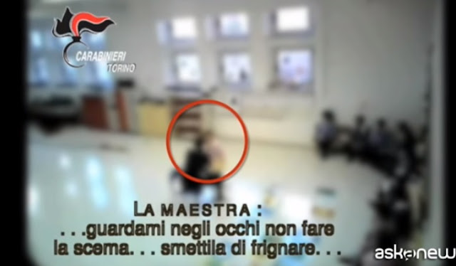 Beat and threatened the kids with death, 4 kindergarten teachers arrested in Italy