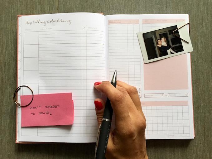agenda 2017 jo judy design the life you love cosa mi metto. Black Bedroom Furniture Sets. Home Design Ideas