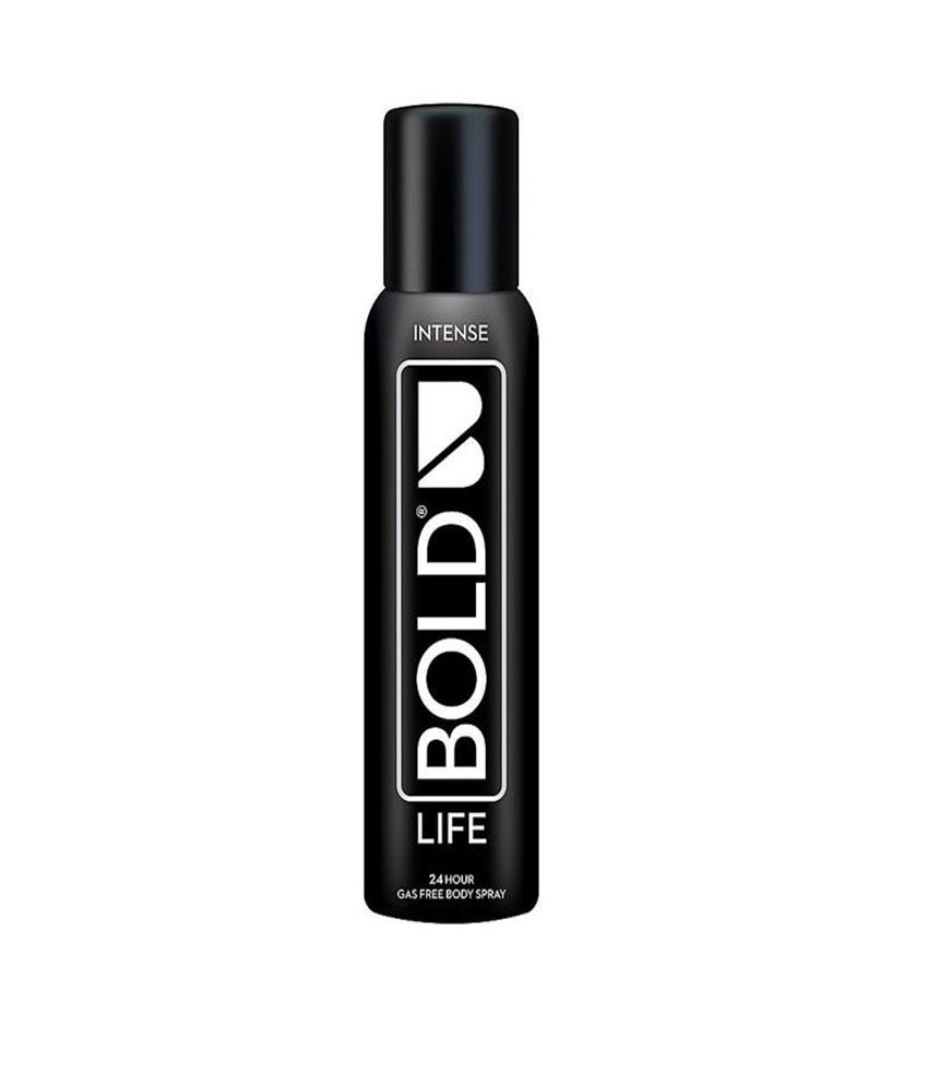 Bold Body Spray Intense 120 ML
