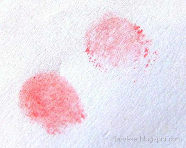 как сделать отпечатки пальцев fingerprints