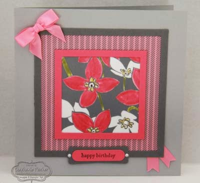 Stampin' Up! Sheer Perfection